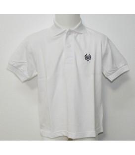 Polo manga corta Geyser con escudo