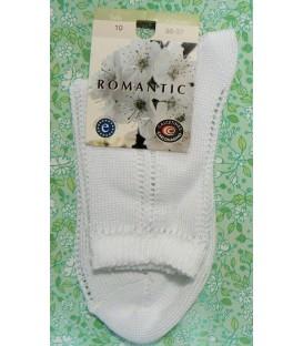 Calcetines Romantic calados Carlomagno