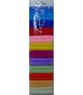 Pack de gomas para el pelo II (24 unidades)