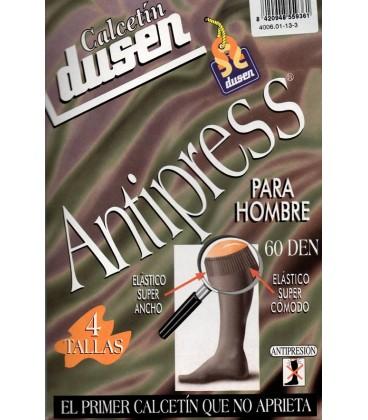 Calcetines Antipress Caballero Dusen