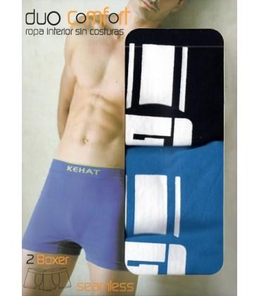 Pack 2 Boxers Duo Comfort Kehat