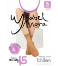 Pack de 2 tobilleros invisibles Ysabel Mora