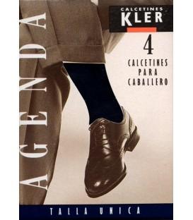 Calcetines Kler para caballero, 2 pares