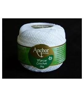 Ovillo Mercer Crochet Artiste Coats Fabra