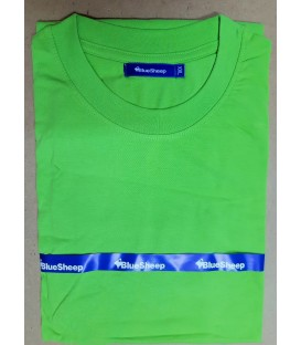 Camiseta supertalla Blue Sheep
