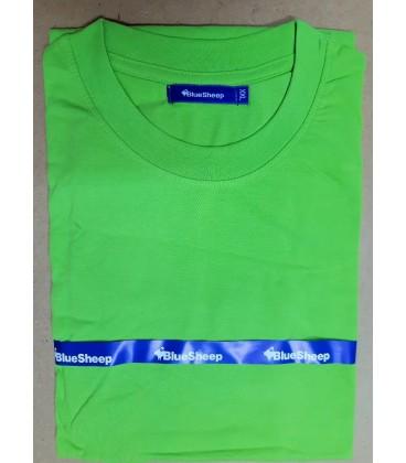 Camiseta supertalla Blue Sheep