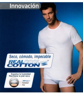 Camiseta Abanderado Real Cool Cotton