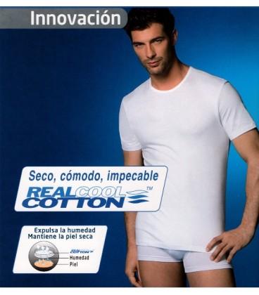 Camiseta Abanderado Real Cool Cotton