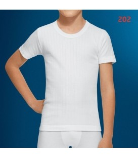 Camiseta Abanderado Termal Junior manga corta