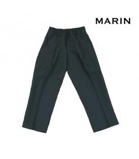 Pantalón Colegial Cinturilla de Goma lana poliéster