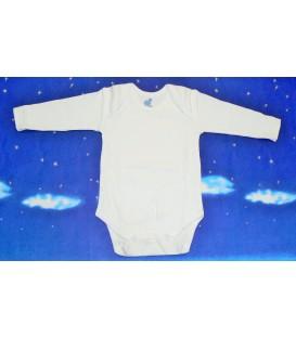 Pack Bodis manga larga blanco