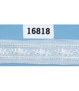 Tira bordada Bordados Unidos 16818