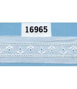 Tira bordada Bordados Unidos 16965