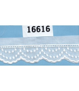 Tira bordada Bordados Unidos 16616