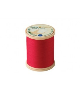 Caja hilos Coats Cotton (5 bobinas) 100 metros