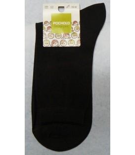 Calcetines lisos de hilo Pocholo