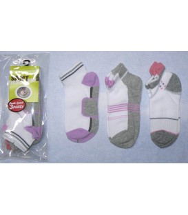 Pack calcetines deportivos Carlomagno 556